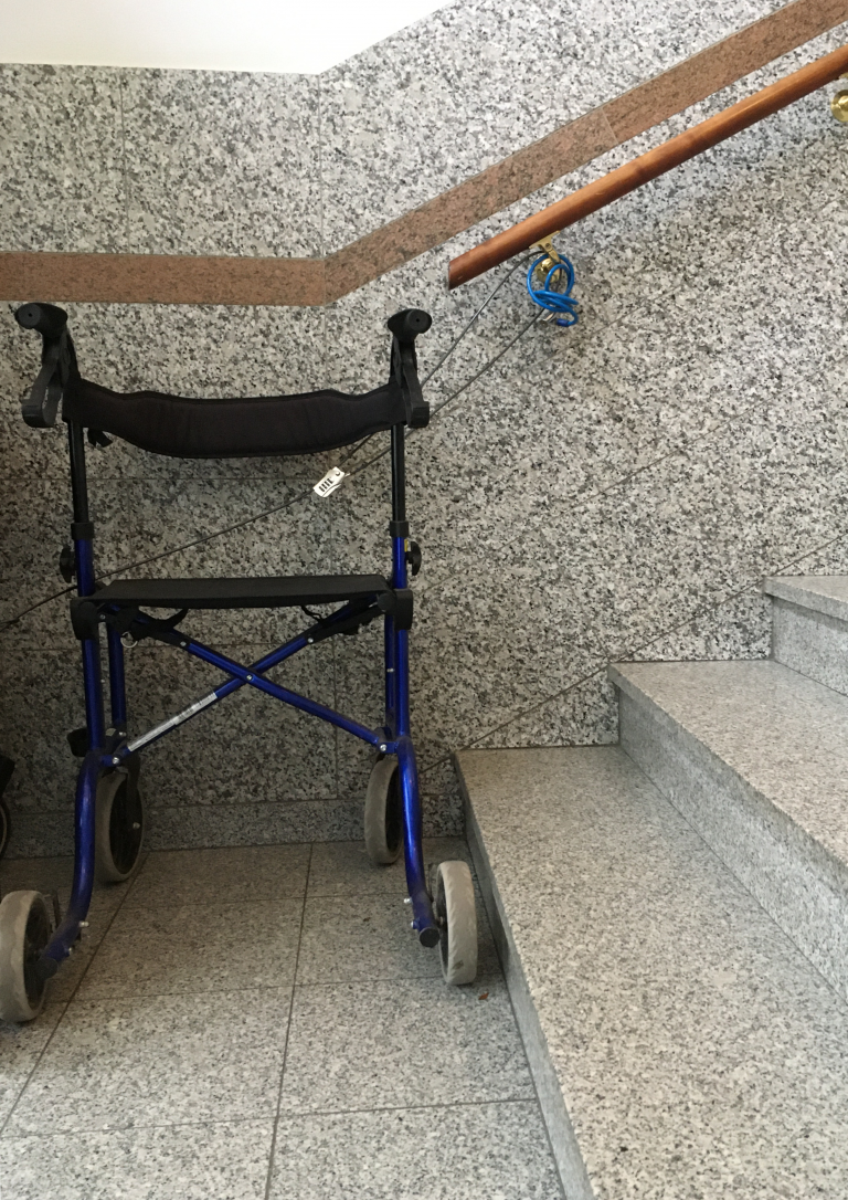 Barrierefreiheit in der Münchner Medizin – eine Fotodokumentation