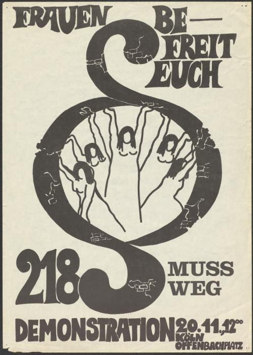 KFGV Plakat vom 10.11.1971